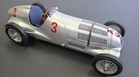Mercedes-Benz W125, 1937 GP Donington, #3, Limited Edition of 1,000 pcs Diecast Model Car by CMC in 1:18 Scale