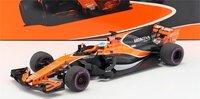 McLaren Honda n.14 Australian GP 2017 Honda MCL32 in 1:18 Scale by Spark