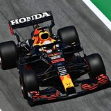 RED BULL RACING HONDA RB16B NO.33 MAX VERSTAPPEN in 1:43 scale by Spark