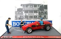 Ferrari 500 F2 G.P. Germania, Nurburgring 1953 Alberto Ascari #1 in 1:43 scale by Brumm