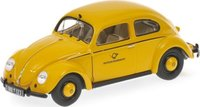 VOLKSWAGEN 1200 EXPORT - 1951 - DEUTSCHE BUNDESPOST  Model Car in 1:43 Scale by Minichamps