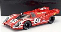 Porsche 917K  Winner LeMans 24 Hrs 1970 in 1:12 Scale by Minichamps
