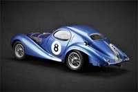 1939 Talbot Lago Coupe Type 150 SS Le Mans Diecast Model Car in 1:18 Scale
