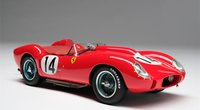 1958 Ferrari 250 Testa Rossa Le Mans Winner in 1:18 Scale by Amalgam