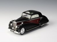1950 Bentley MkVI Park Ward FHC Model Car in 1:43 Scale by GLM.