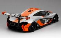 2015 McLaren P1-GTR #13 in 1:18 Scale by Truescale Miniatures
