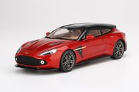 Aston Martin Vanquish Zagato Shooting Brake  ava Red in 1:18 Scale by TopSpeed