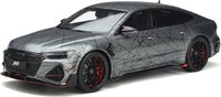 2020 ABT RS 7-R SPORTBACK in 1:18 scale by GT Spirit.
