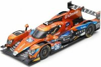 Aurus 01 No. 26 Le Mans in 1:18 Scale by Spark