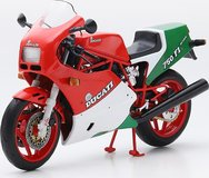 1985 Ducati 750F1 in 1:12 Scale by Truescale Miniatures
