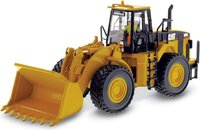 Cat® 980G Wheel Loader in 1:50 scale by Diecast Masters