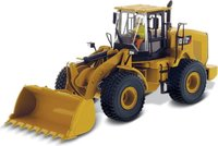 Cat® 950GC Wheel Loader in 1:50 scale by Diecast Masters