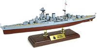 British Admiral-Class Battlecruiser, HMS Hood in 1:700 by Forces of Valor