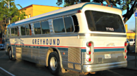 Greyhound Bus in 1:43 scale by Goldvarg Collection