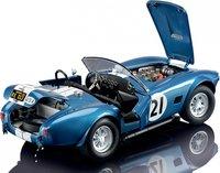 AC Cobra in Blue Model Car in 1:12 Scale by Schuco