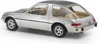 AMC Pacer Silver in 1:18 Scale by LS Collectibles