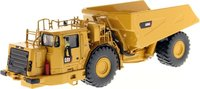 Cat® AD60 Articulated Underground Truck, with lights in 1:50 scale by Diecast Masters