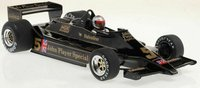 LOTUS FORD 79 GP BELGIQUE 1978 in 1:18 scale by MCG