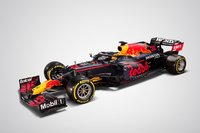 RED BULL RACING HONDA RB16B SERGIO PEREZ BAHRAIN GP 2021 in 1:18 scale by Minichamps
