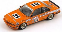 1985 BMW 635 Csi #.21 Bathurst, J. Cecotto - R. Ravaglia Model Car in 1:43 Scale by Spark