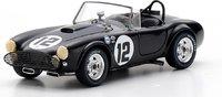 Shelby Cobra CSX2127 #12 Ken Miles / Phil Hillin 1:43 scale by True Scale Miniatures