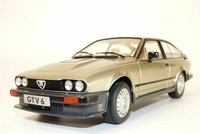 1984 Alfa Romeo GTV6 in 1:18 Scale by Solido