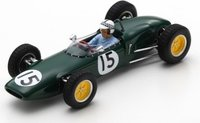 Lotus 21 #15 Ireland Winner Watkins Glen 1961 in 1:43 scale by spark