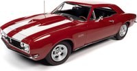 1967 Nickey Chevrolet Camaro Z/28 Hardtop in 1:18 Scale by Auto World
