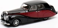 1951 Daimler DB18 Hooper Empress Diecast Model Car in 1:43 Scale by Matrix