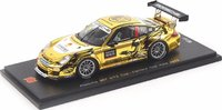 2013 Porsche 997 GT3 CUP No. 86 Model Car in 1:43 Scale by Spark
