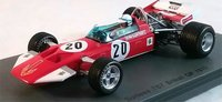 Surtees TS7 No.20  British GP 1970 John Surtees in 1:43 Scale by Spark