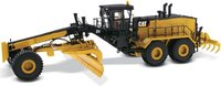 Cat® 24 Motor Grader in 1:50 scale by Diecast Masters