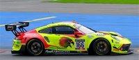 Audi Porsche 911 GT3 R No.166 Winner AM class 24H Spa 2021 in 1:43 scale by Spark