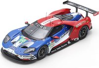 2019 Ford GT, #68 24hr  LeMans, J. Hand/D. Müller/S. Bourdais in 1:43 scale by Spark