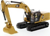 Cat® 336 Hydraulic Excavator Next Generation in 1:50 scale by Diecast Masters