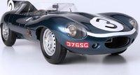 1957 Jaguar D-Type Le Mans Winner in 1:8 Scale by Amalgam