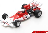 BRM P180 #15 F1 Grand Prix des USA 1972 Brian Redman in 1:43 by Spark