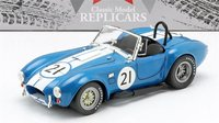 1965 Shelby AC Cobra 427 Racing in 1:18 Scale by CMR