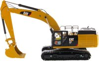 Cat® 349F L XE Hydraulic Excavator in 1:50 scale by Diecast Masters