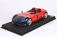 Ferrari Monza SP2 in 1:18 scale by BBR