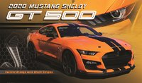 2020 FORD MUSTANG SHELBY GT500 in 1:18 Scale by GT Spirit