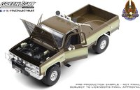 1982 GMC K-2500 Sierra Grande Wideside in 1:18 Scale by Greenlight