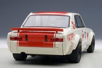1971 Nissan Skyline Gt-R (Kpgc-10) Racing 1971 Kunimitsu Takahashi  #6 Japan Gp Winner Winner Model Car in 1:18 Scale by AUTOart