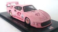 Porsche 935 M16 #47 11th PLACE 24hrs of Daytona 1983 in 1:43 scale by Spark