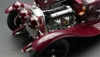 1930 Alfa Romeo 6C 1750 GS Mille Miglia # 84 / Nuvolari by CMC in 1:18 Scale