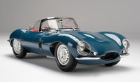 1956 Jaguar XKSS Fine High End Model in 1:18 Scale by Amalgam