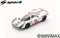 Porsche 907 No.49  24H Le Mans 1971  W. Brun - P. Mattli in 1:43 scale by Spark