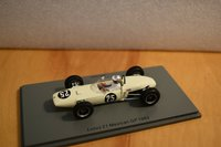 LOTUS 21 NO.25 MEXICAN GP 1962 JIM HALL in 1:43 scale by Spark