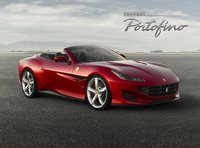 Ferrari Portofino in 1:18 Scale by MR Collection