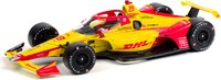 #28 Ryan Hunter-Reay 2021 NTT IndyCar Series in 1:18 scale by Greenlight